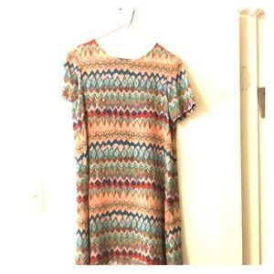 Silk Amour Vert Dress XS